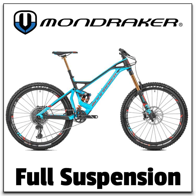 Mondraker Full Suspension Range