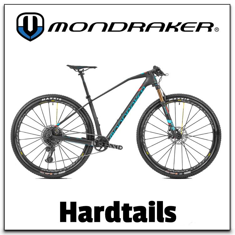 Mondraker Hardtail Range