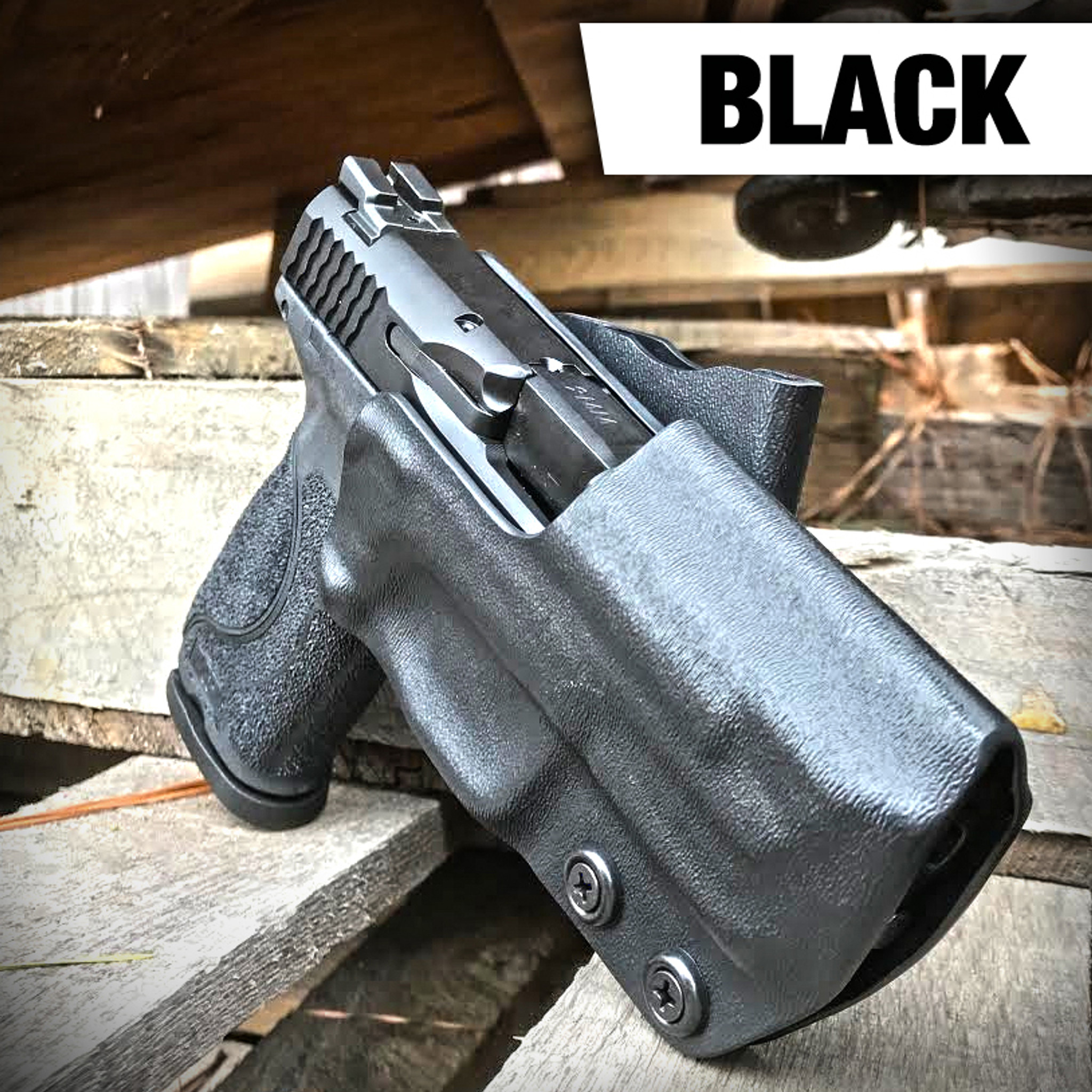 Premium Kydex Holster Colors