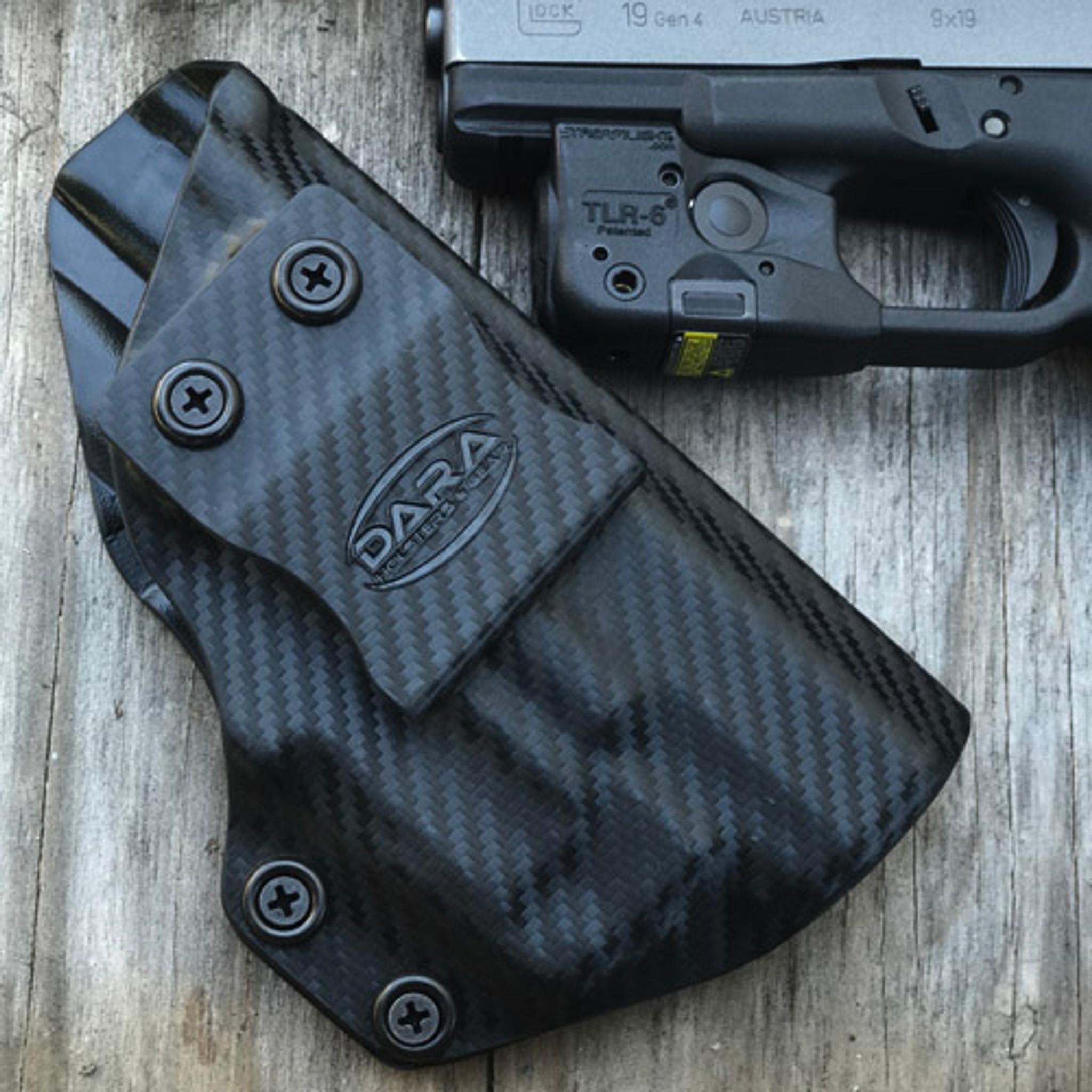 Glock 19 Streamlight TLR-6 IWB Holster