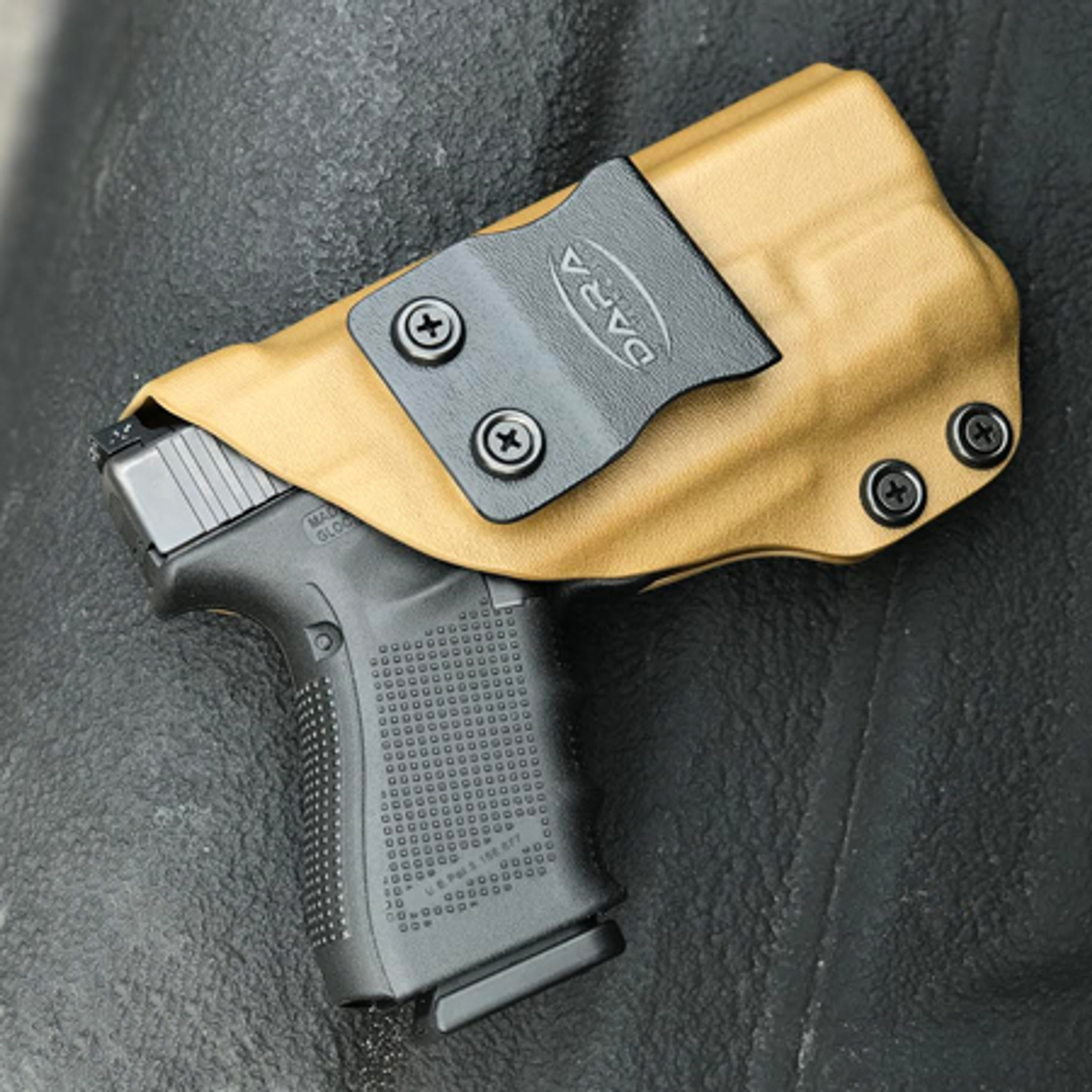 Glock 19 with Inforce APLc Holster