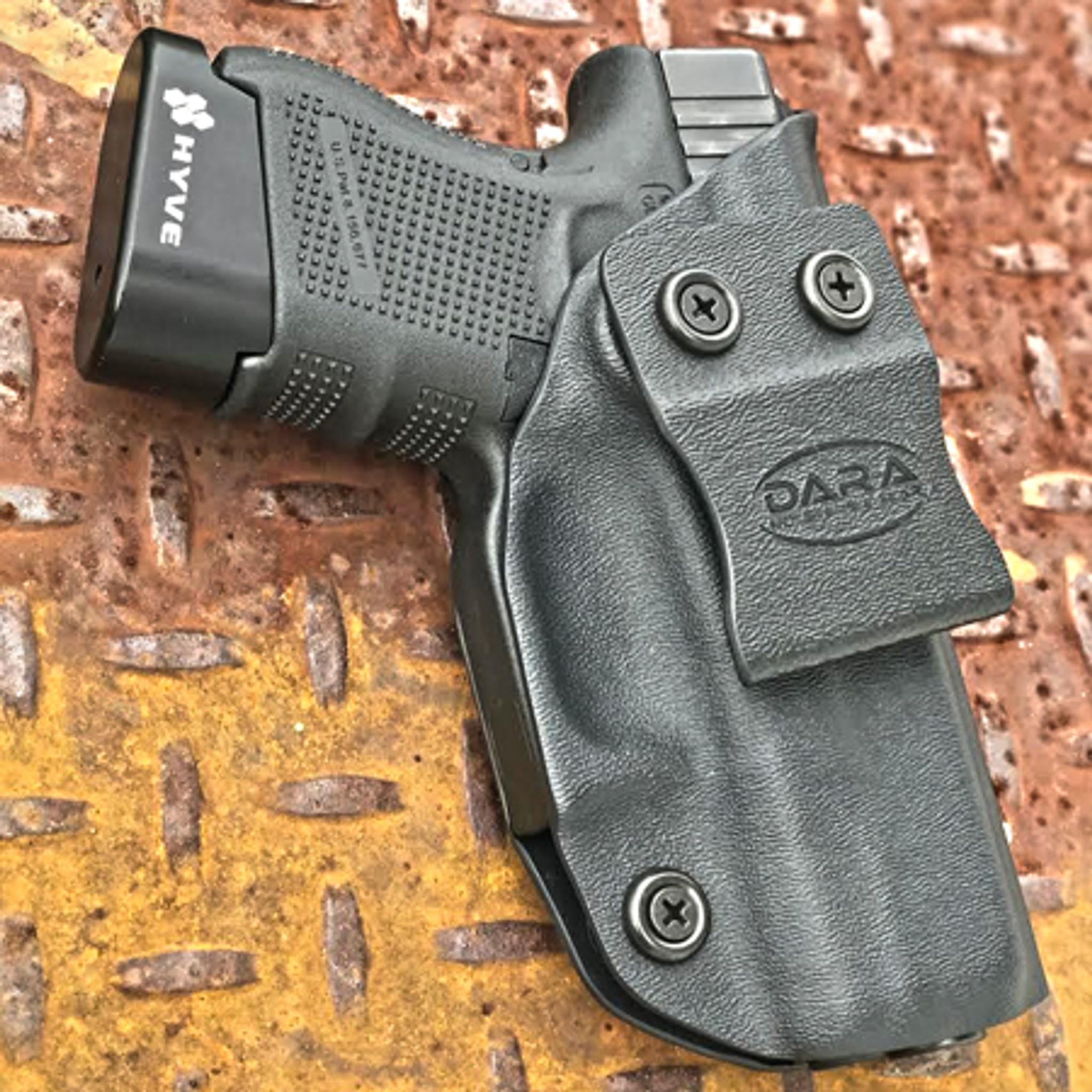 Glock 26 IWB Holster | Kydex IWB Holsters