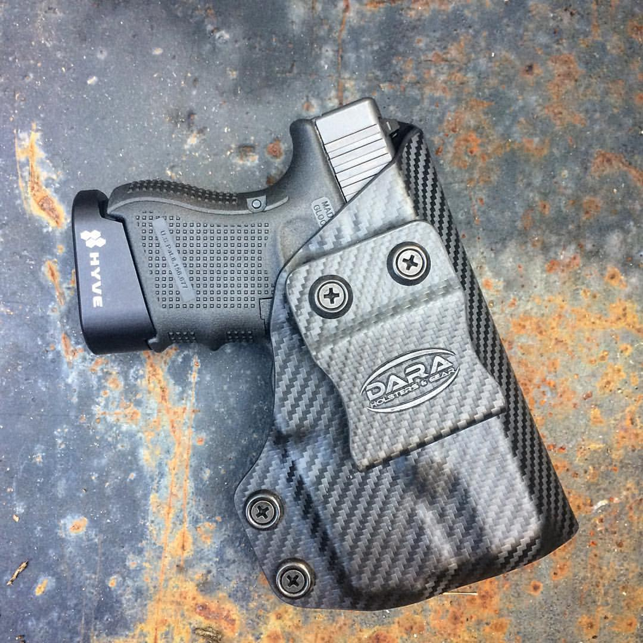 Kydex Holsters & Gear for Concealed Carry