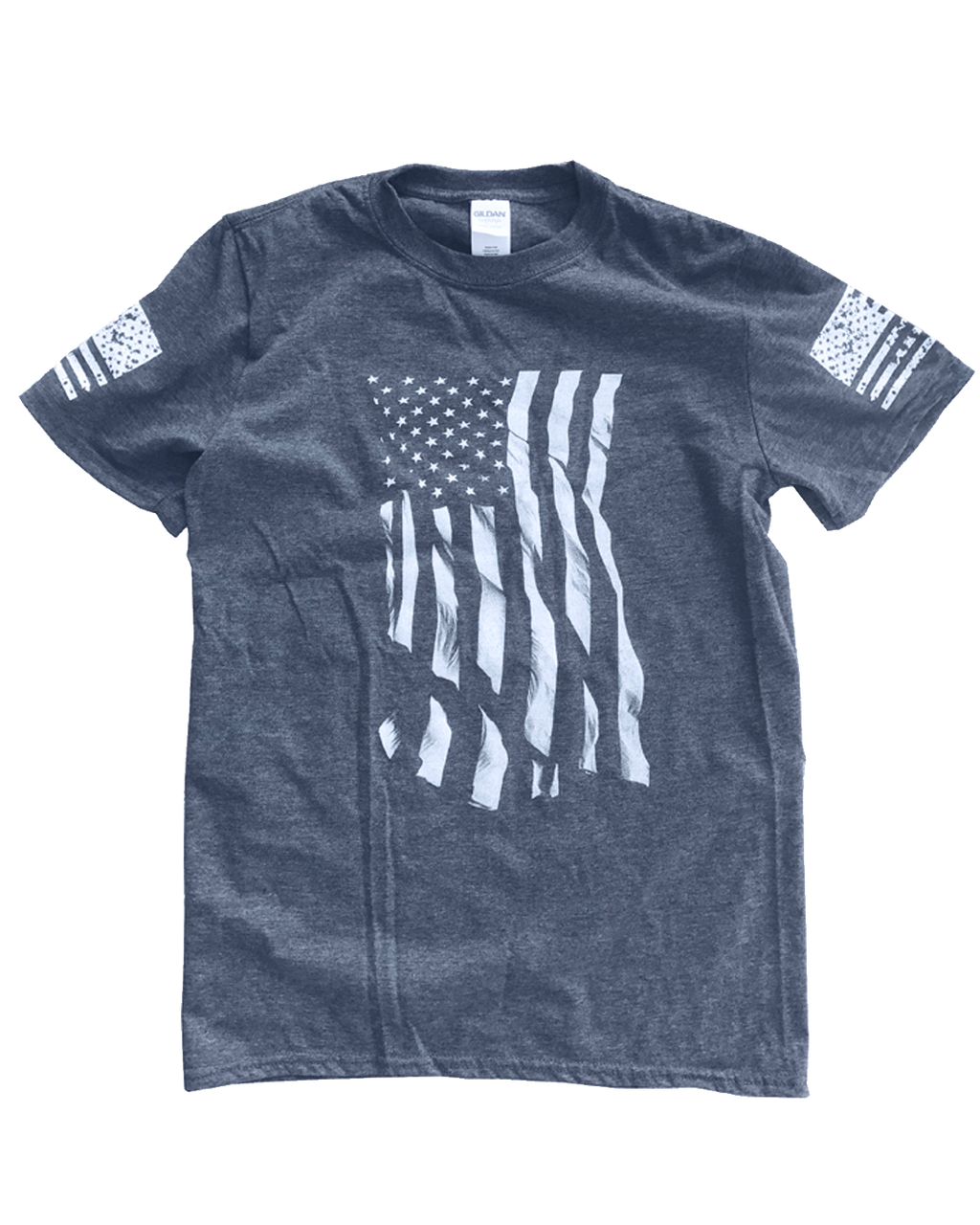 Dara Flag Print T-Shirt
