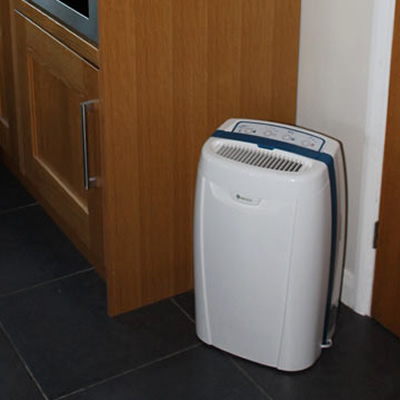 Dehumidifiers for homes with up to 4 bedrooms