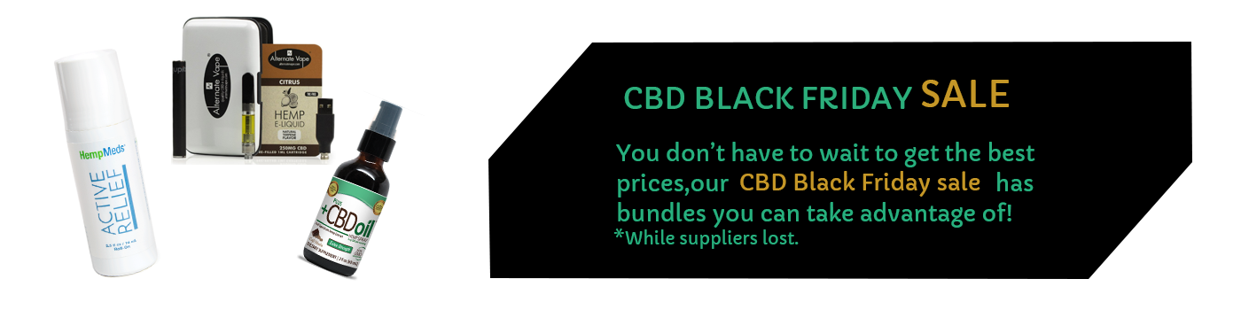 CBD Black Friday Sale