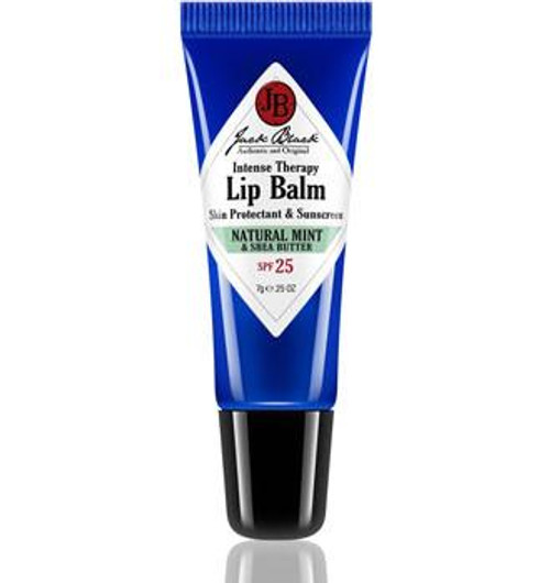 Jack Black Intense Therapy Lip Balm SPF 25 with Natural Mint & Shea Butter