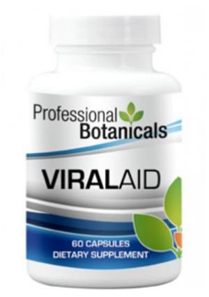 Professional Botanicals Viral Aid 60 Capsules