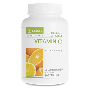 Vitamin C power of 8 oranges in each tablet, with threshold controlled technology.