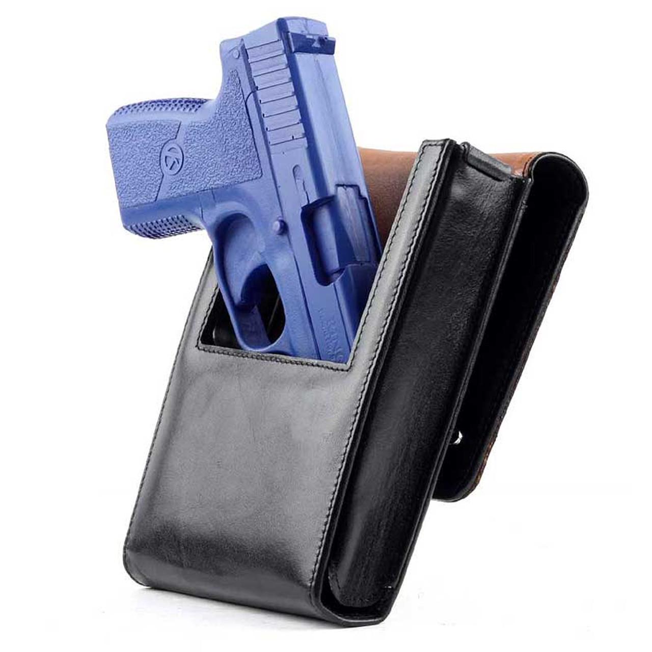 Walther Pps 9mm Sneaky Pete Holster Belt Loop Sneaky