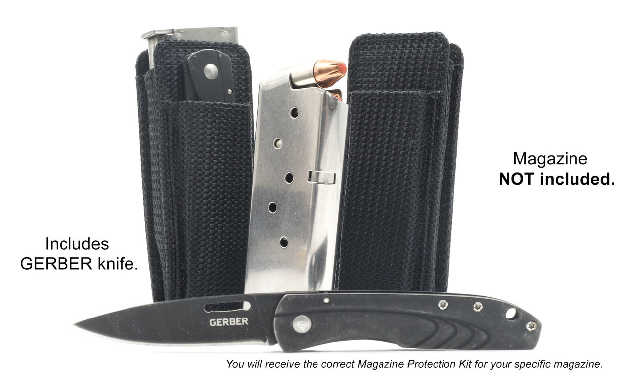 Ruger LC9 Magazine Protection Kit
