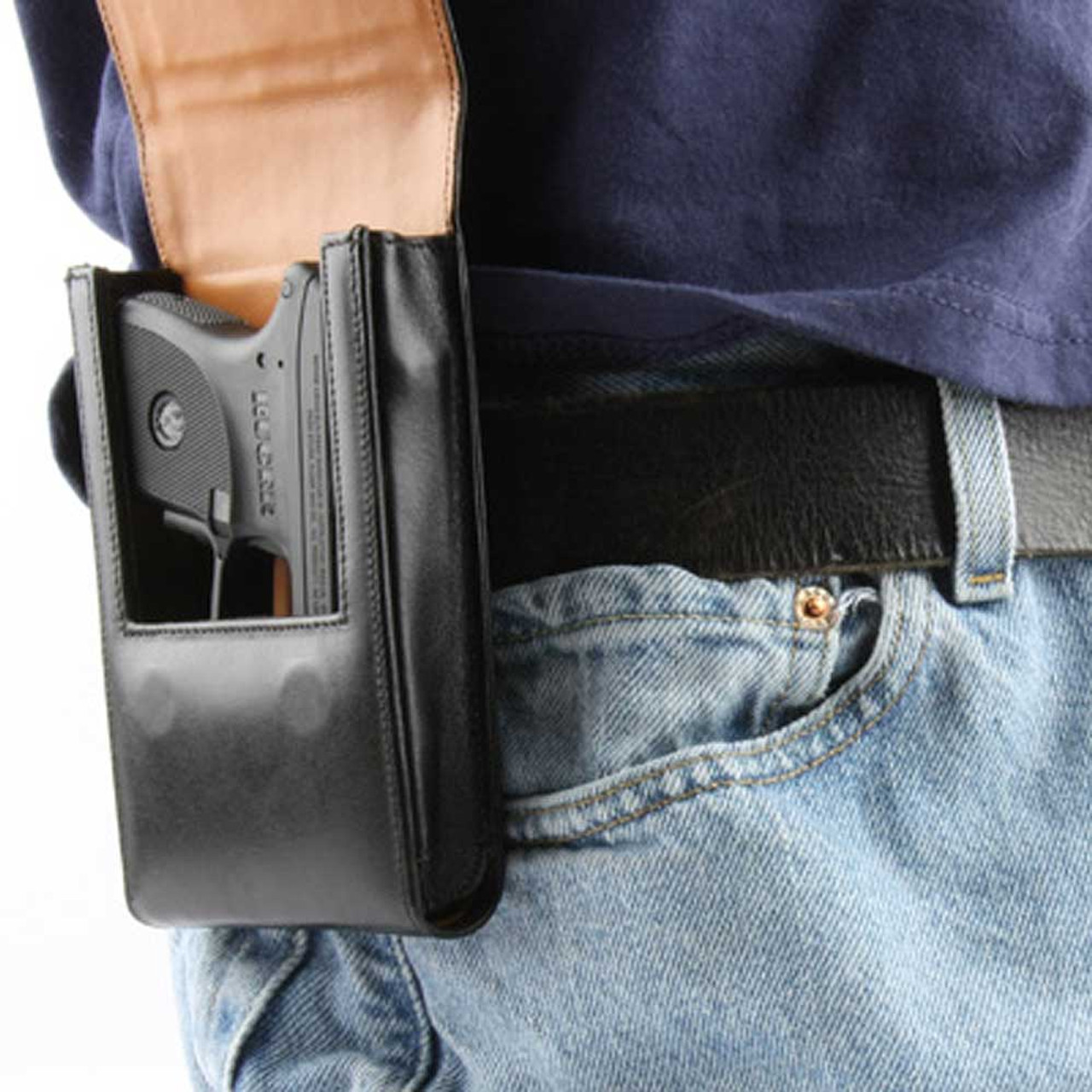 Keltec P3AT Sneaky Pete Holster (Belt Clip)