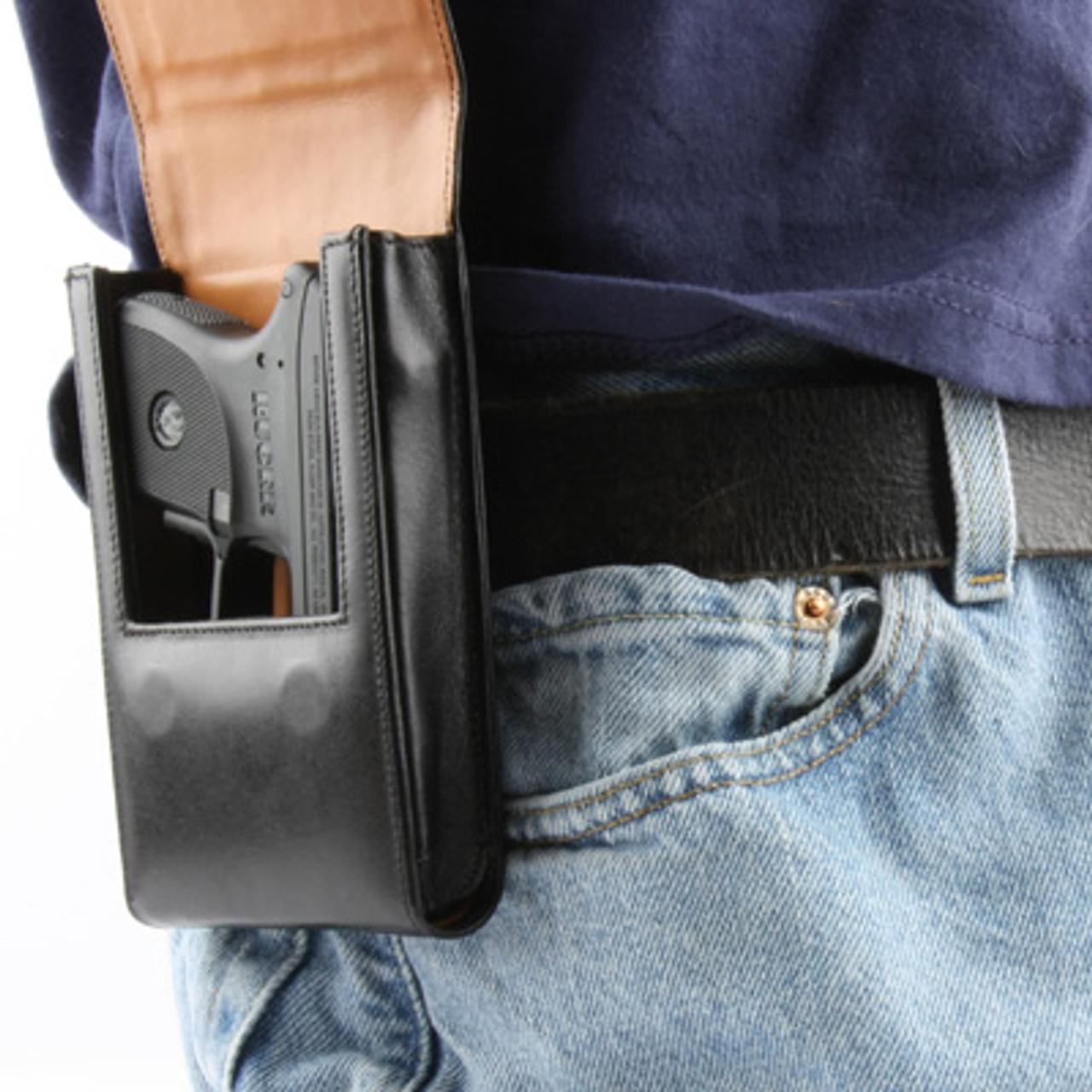 S&W J-Frame Sneaky Pete Holster (Belt Loop) - Sneaky Pete Holsters, Inc.