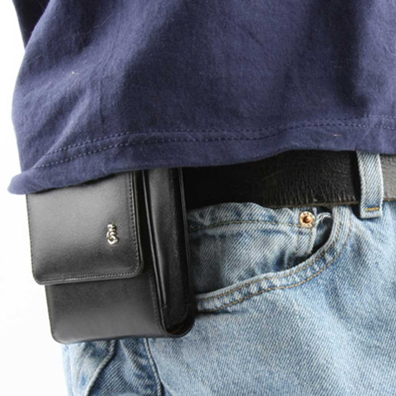 Sig P290 Concealed Carry Holster (Belt Loop)