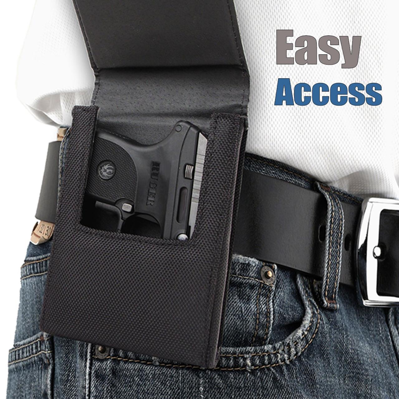 Glock 26 Sneaky Pete Holster (Belt Clip)