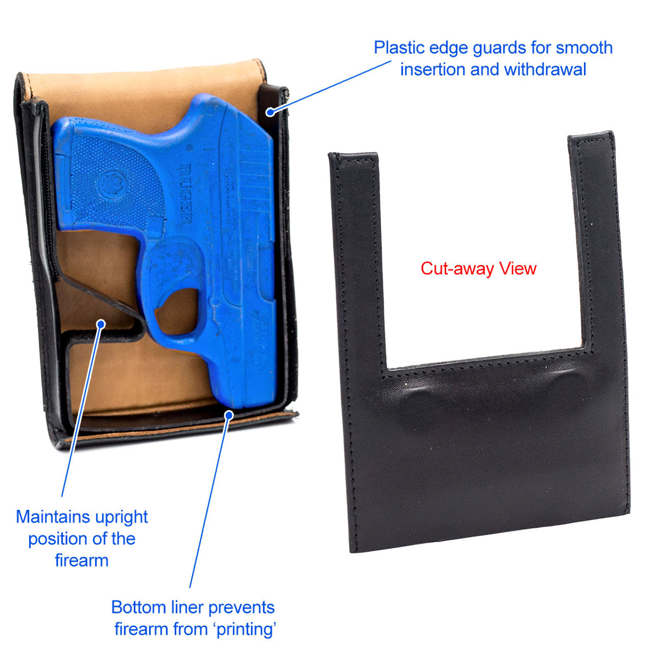 Keltec P11 Concealed Carry Holster (Belt Loop)