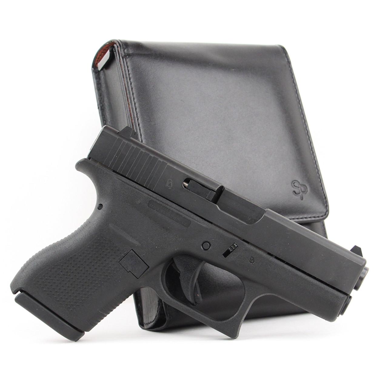 Glock 43 Concealed Carry Holster (Belt Loop)