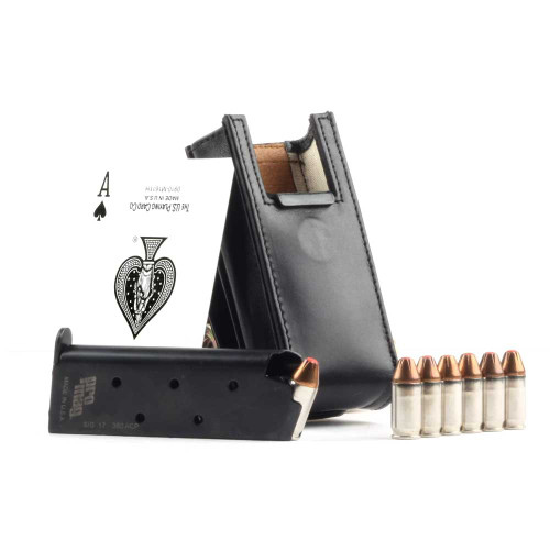 Kahr PM9 Plan B Magazine Holster