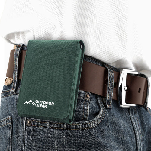 Glock 19 Green Covert Holster