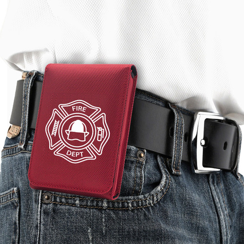 AMT Backup .380 Red Covert Holster