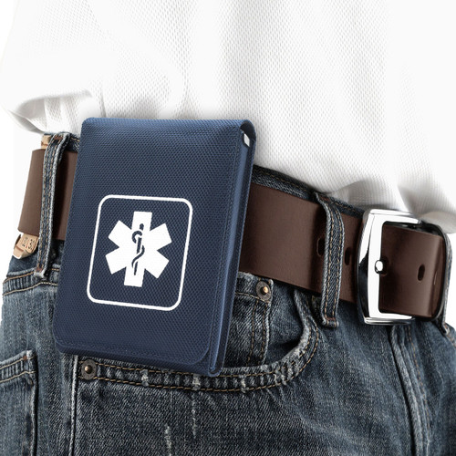 Double Tap Blue Covert Holster