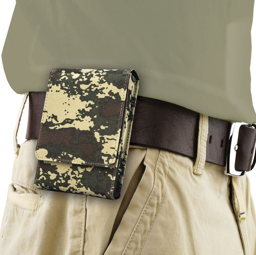 Walther PPS .40cal Special Camo Holster