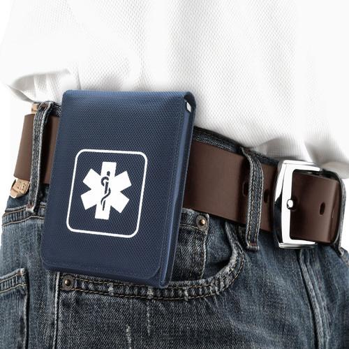 M&P Shield 45 Blue Covert Holster