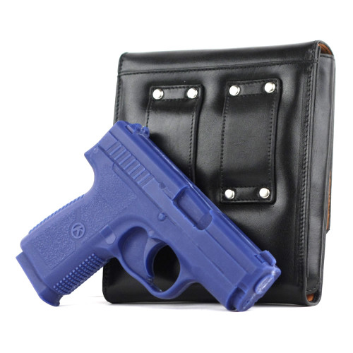 Kahr PM45 Sneaky Pete Holster (Belt Loop)