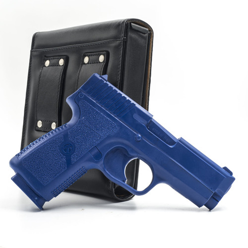 Kahr P40 Sneaky Pete Holster (Belt Loop)