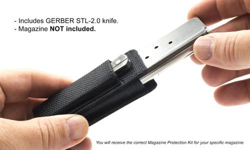 Ruger SR9c Magazine Protection Kit