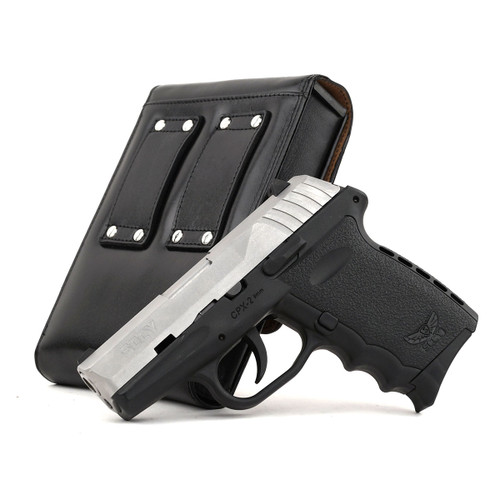 SCCY CPX-2 Sneaky Pete Holster (Belt Loop)