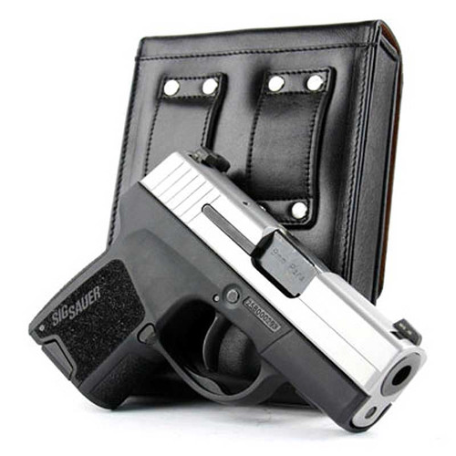 Sig P290 Sneaky Pete Holster (Belt Loop)