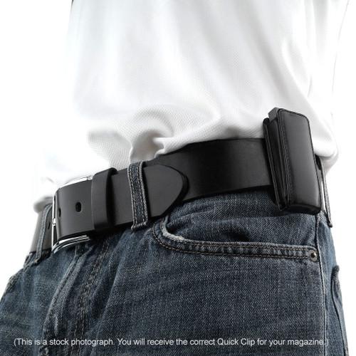 Glock 26 Quick Clip Magazine Holster