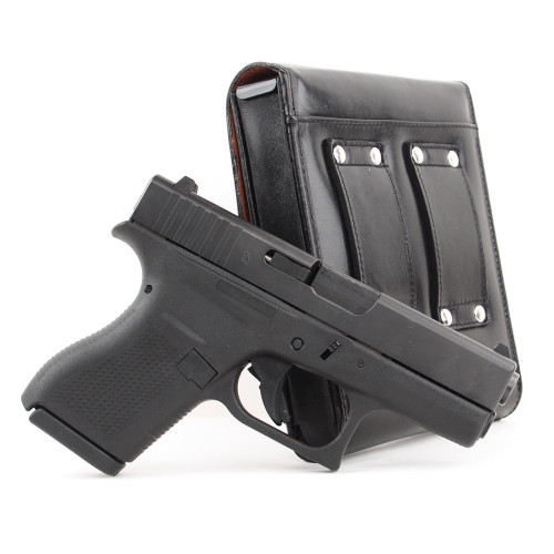 Glock 43 Concealed Carry Holster (Belt Loop)
