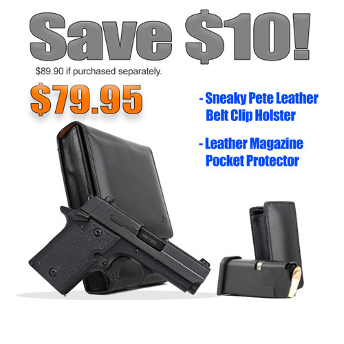Sig P938  Value Package 1
