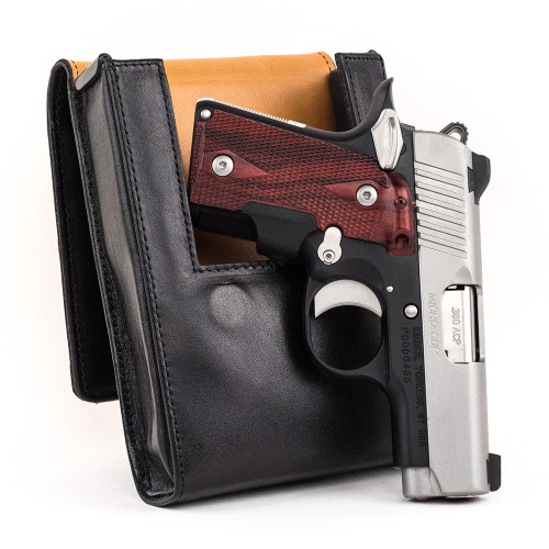 Kimber Micro CDP 9mm Sneaky Pete Holster (Belt Loop)