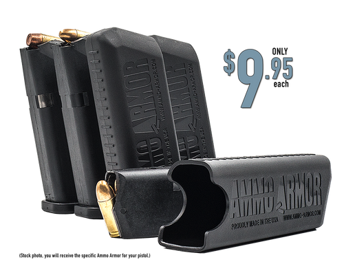 Springfield XD40sc Ammo Armor