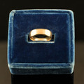 Antique Gold Wedding Ring in 18 ct Gold