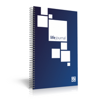 Custom Life Journal - Cover & Title Page