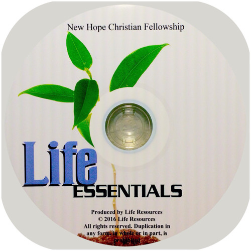 A Recipe for a Financial Miracle, Pastor Jon Burgess CD