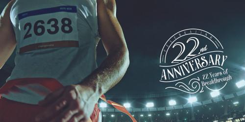 Celebrating 22 Years DVD