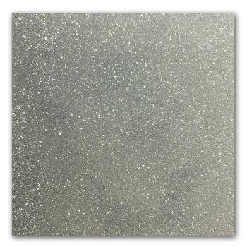 Glitter Ritz Opaque Micro Fine Glitter, Silver, 1/2 oz