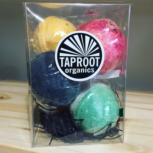 Fizzy Bath Bomb Gift Set