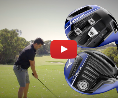 Mizuno GT180 Vs ST180 Driver YouTube Review | GolfBox