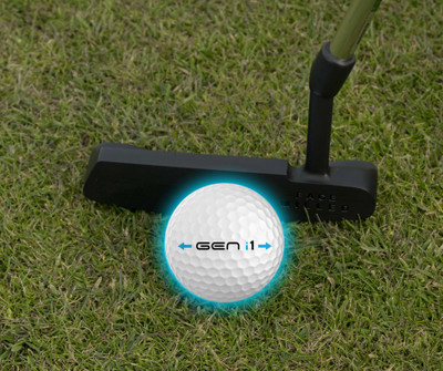 GEN i1 Intelligent Golf Ball - The Future Is Here