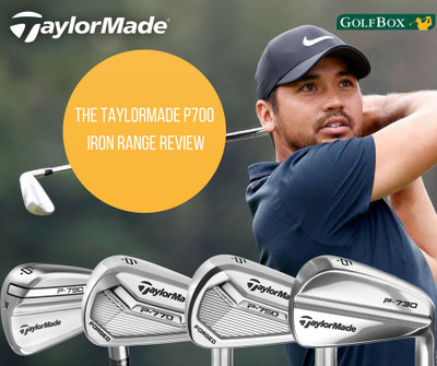 The TaylorMade P700 Iron Range Review