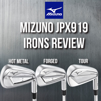 The New Mizuno JPX 919 Irons Review | GolfBox