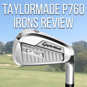 TaylorMade P760 Irons Review | GolfBox