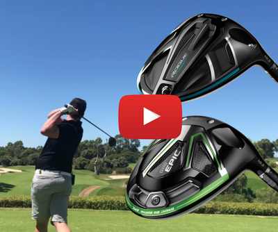 Callaway Rogue Vs Epic Driver YouTube Review | GolfBox