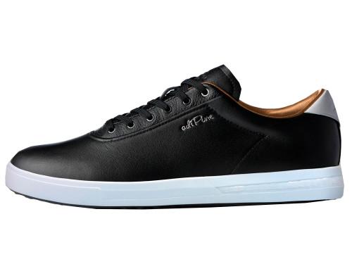 lowest price 3883f cdbc6 Adidas Adipure SP Golf Shoes - Core BlackFTWR WhiteSil Met